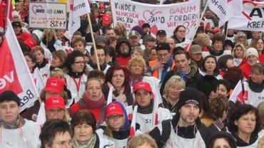 Streik ist ein Grundrecht