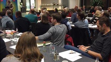 Tarifkonferenz TR ÖD 2018 am 11.01.2018