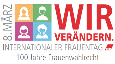Internationaler Frauentag 2018