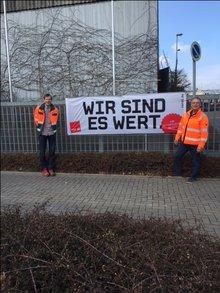 Aktive Mittagspause 07.03.2018 Umweltbetrieb Bielefeld