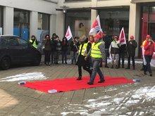 Warnstreik Tarifrunde ÖD 20.03.2018