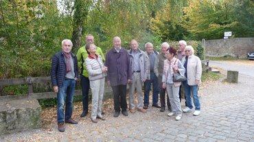 Besuch Weserrenaissance-Museum im Schloss Brake