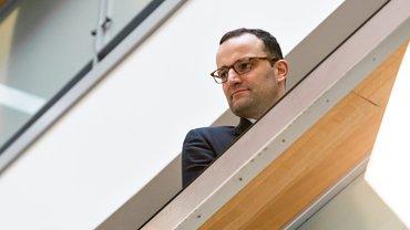 Jens Spahn CDU Gesundheitsminister Politik