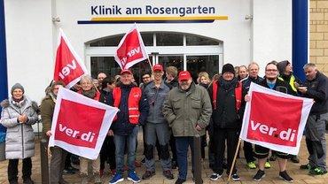Aktive Mittagspause Klinik Rosengarten 31.01.2019