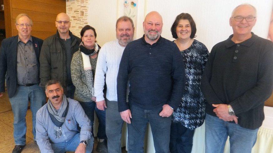 Ortsvereinsvorstand Bielefeld im Fachbereich Medien, Kunst und Industrie