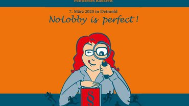 NoLobby is perfect - Anny Hartmann