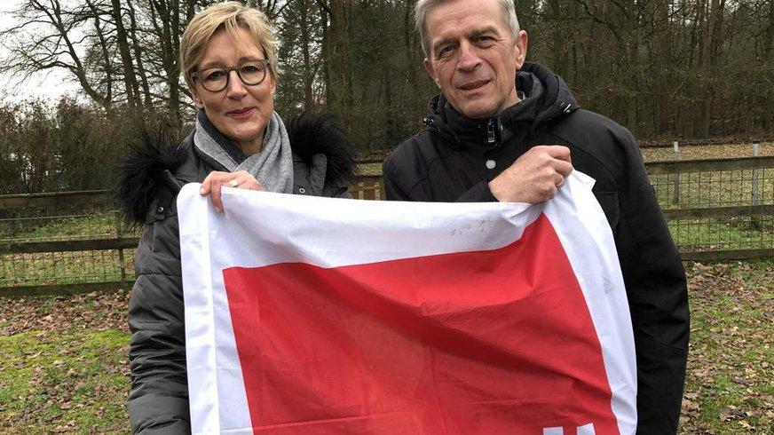 Petra Meyer und Siegfried Wöhler