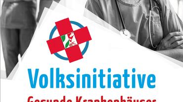 Volksinitiative Gesunde Krankenhäuser in NRW – für Alle!