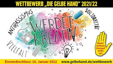Wettbewerb Gelbe Hand 2021/2022 - Teaser